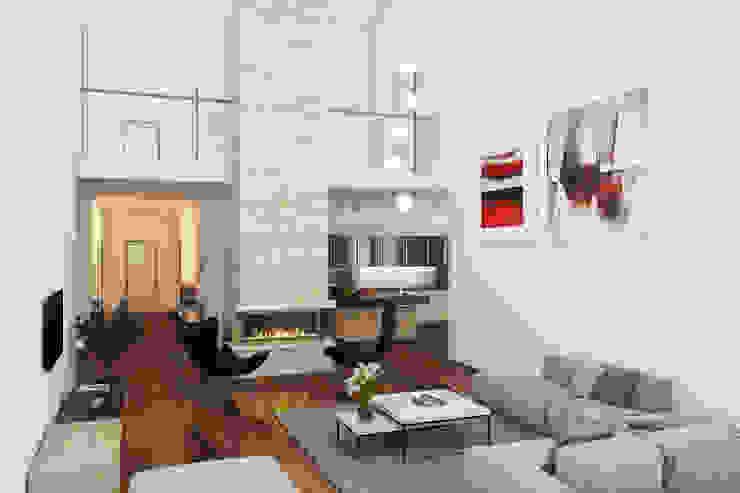 Livings de estilo minimalista de Mild Haus Minimalista