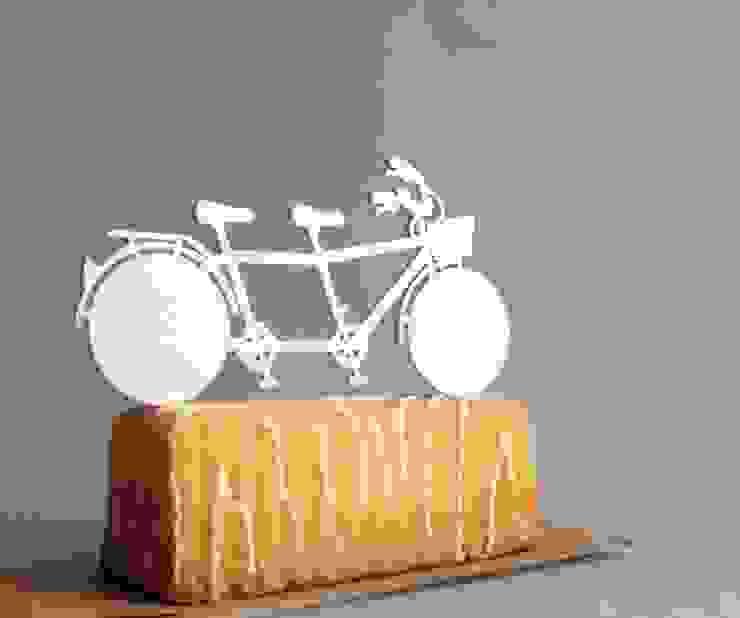 topo de bolo por bichos da madeira Eclético