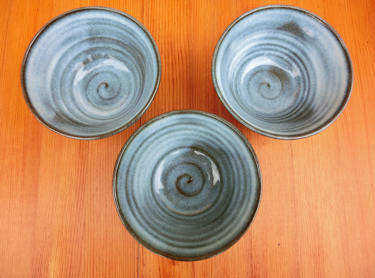 od 中岡陶房工芸 Azjatycki Ceramika