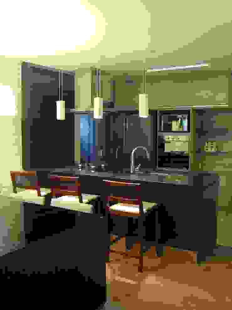 Cozinha Gourmet, Residência GM Cozinhas modernas por HV | Arquitetos Associados Moderno