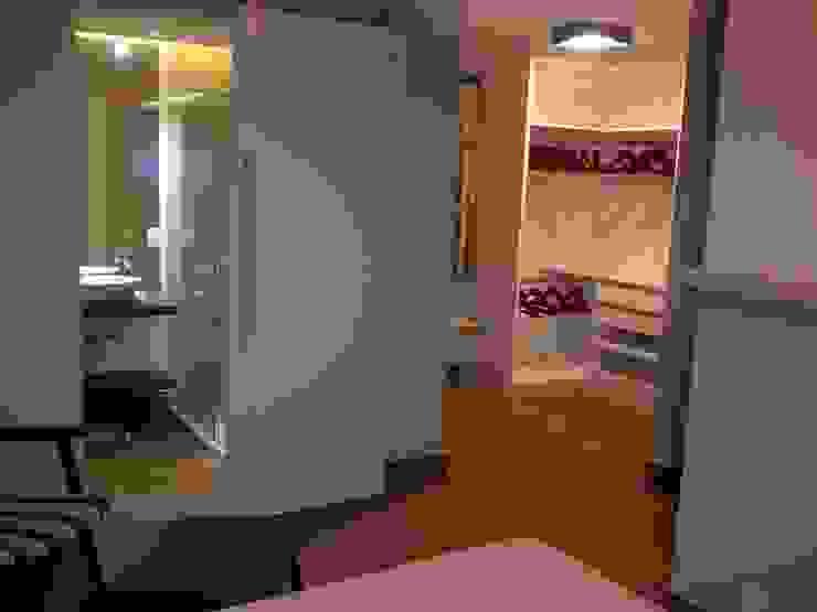 Suíte, Residência GM Quartos modernos por HV | Arquitetos Associados Moderno