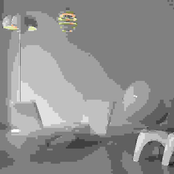 dialounge Kommunikations-Chaiselongue studio michael hilgers Moderner Garten