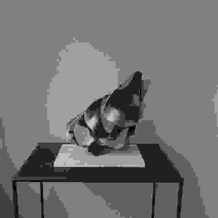 Solo exhibition-A Meteor Shower-(BITOHA/Karuizawa)2015: Ricca OKANOが手掛けた現代のです。,モダン 磁器
