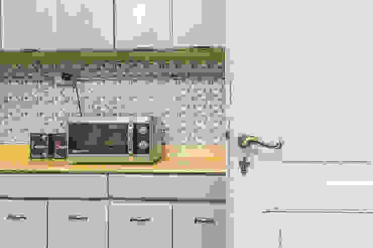 La casa delle opportunità Cucina in stile industriale di Bologna Home Staging Industrial