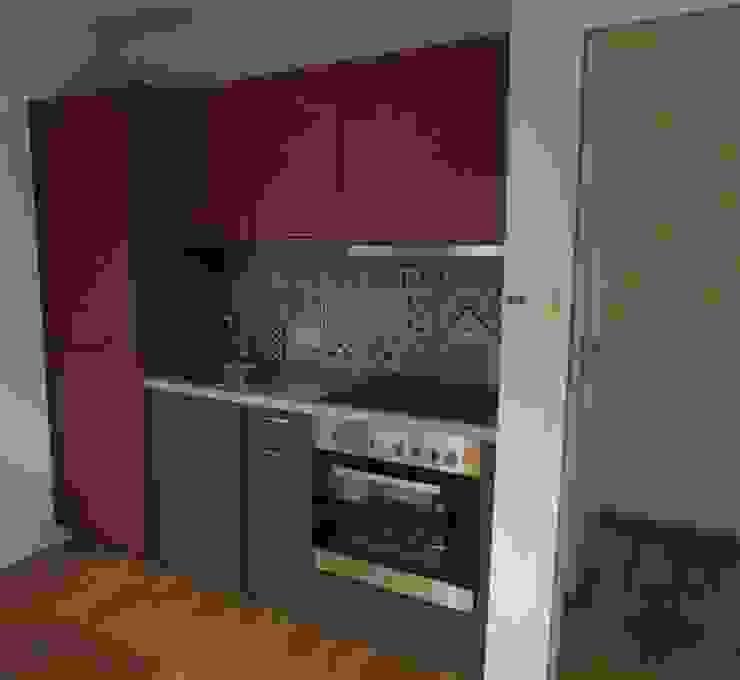 Appartement 1Stock Top3: modern  von Küchenklick,Modern