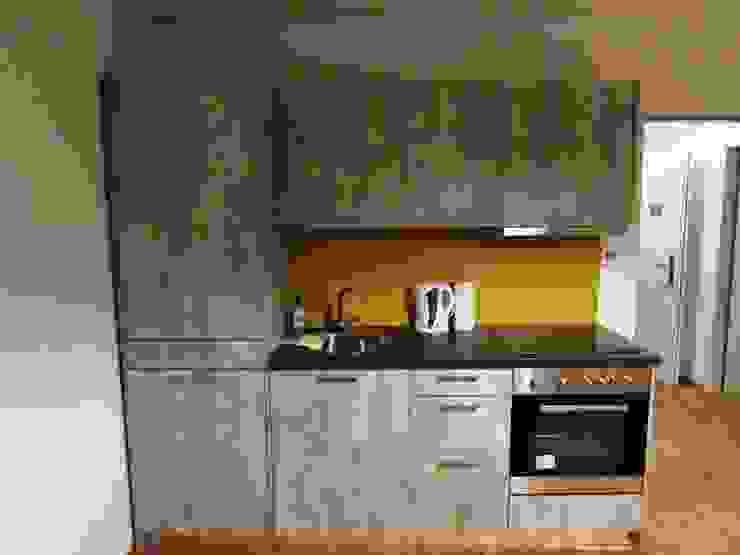 Appartement 1Stock Top4 von Küchenklick Mediterran