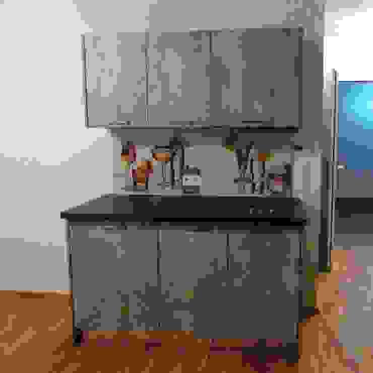 Appartement Erdgeschoss Top1 von Küchenklick Minimalistisch