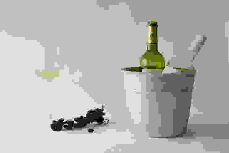 bucket ice pail: 暮らすひと暮らすところが手掛けたミニマリストです。,ミニマル 銅/ブロンズ/真鍮