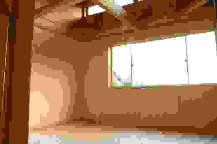 神奈川県鎌倉市 大町の家 オリジナルスタイルの 寝室 の Gen Design Factory オリジナル