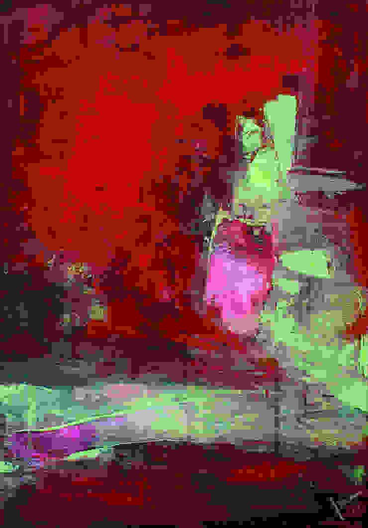 Abstrakte Malerei Moderne Malerei Auf Leinwand Open Mind Avtor