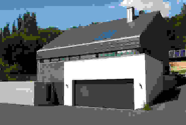 Nowoczesne domy od Noesser Padberg Architekten GmbH Nowoczesny