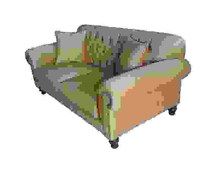 Bostan mobilya mudo kanepe BOSTAN MOBİLYA VE TASARIM SAN.TİC.LT.ŞTİ Kırsal/Country Tekstil Altın Sarısı