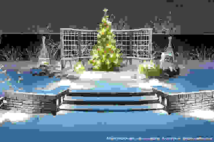 Праздник к нам приходит! Сад в скандинавском стиле от Мастерская ландшафта Дмитрия Бородавкина Скандинавский