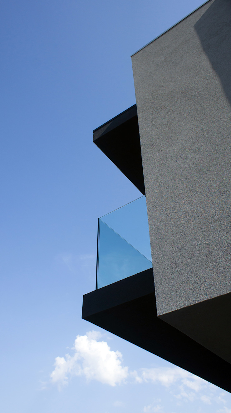 Pormenor Casas modernas por Miguel Zarcos Palma Moderno