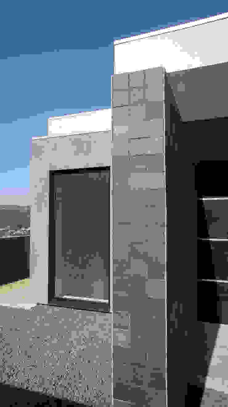 Exterior Casas modernas por Miguel Zarcos Palma Moderno