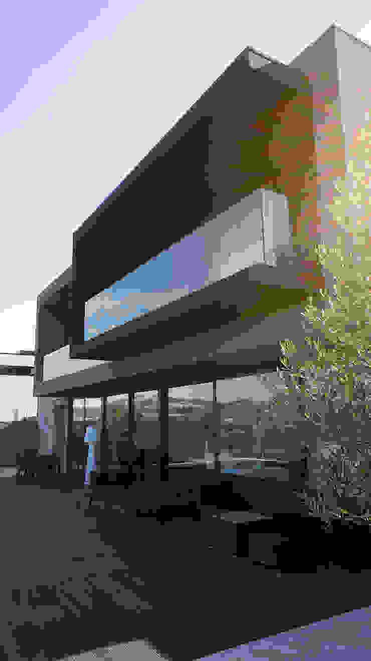 Fachada Casas modernas por Miguel Zarcos Palma Moderno