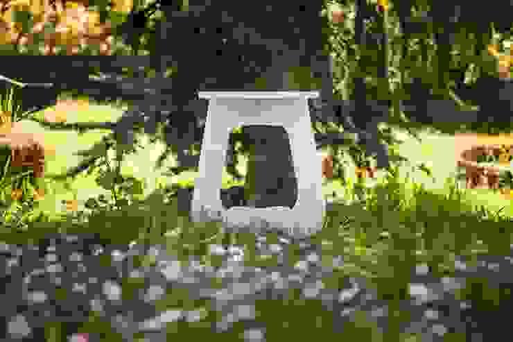 TABUHOME JardinMeubles Synthétique Blanc