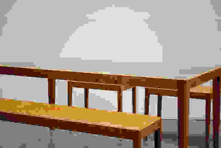 Slash table3: iei studioが手掛けた折衷的なです。,オリジナル 木 木目調
