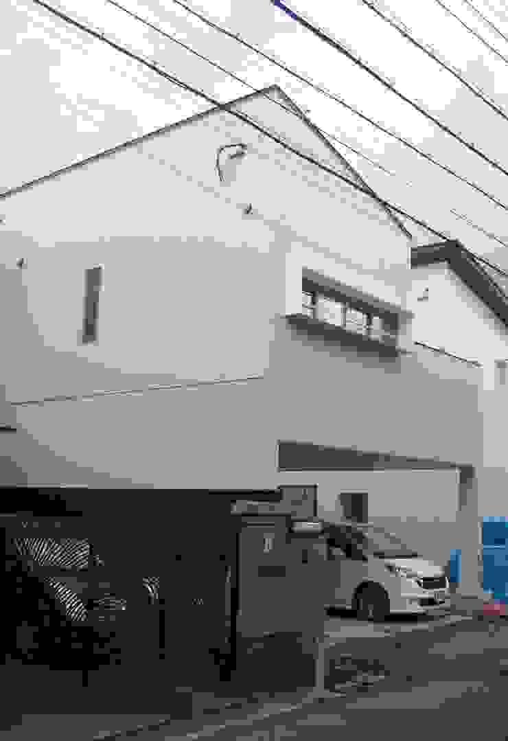 喜連の家 Ⅱ モダンな 家 の 株式会社 atelier waon モダン