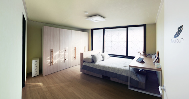 Bedroom by designband YOAP