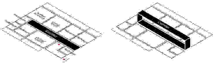 Hongeun-dong apartment unit remodeling: designband YOAP의 현대 ,모던
