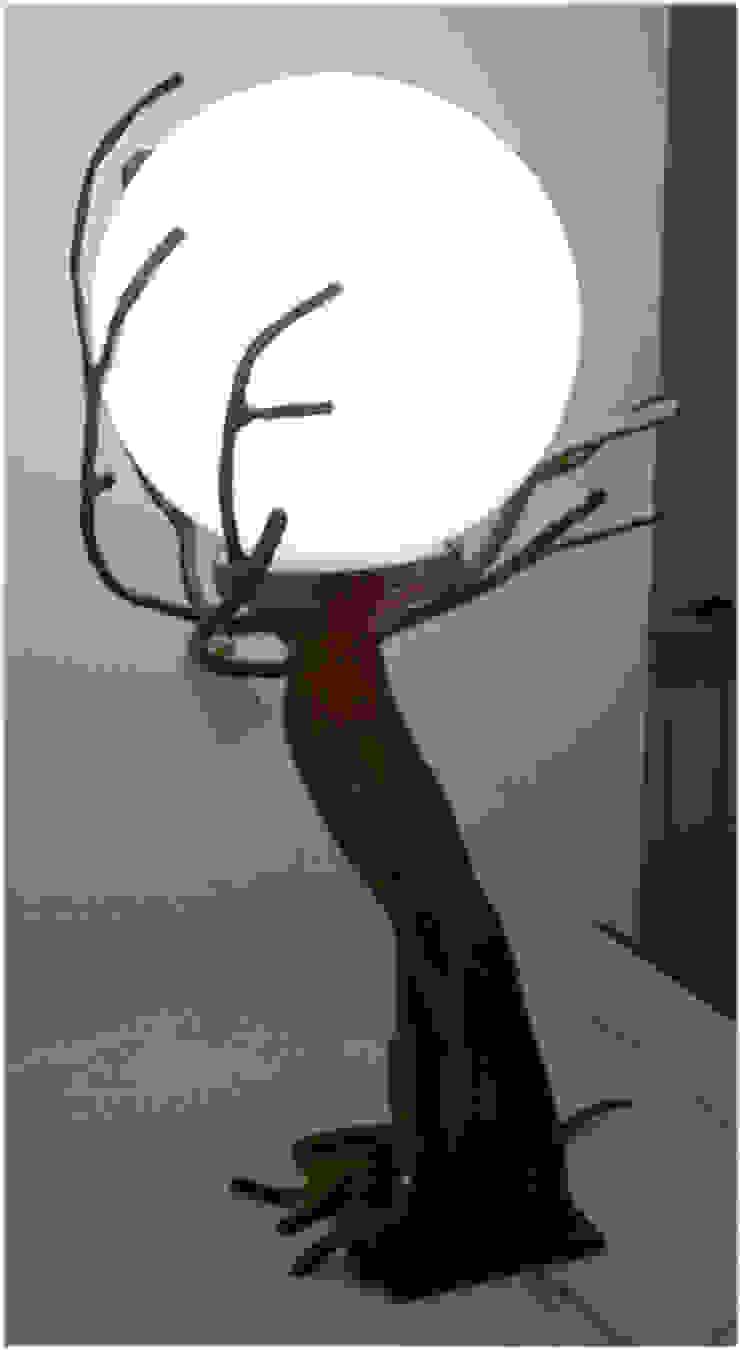 Albero Lampada Da Tavolo In Ferro Battuto Homify