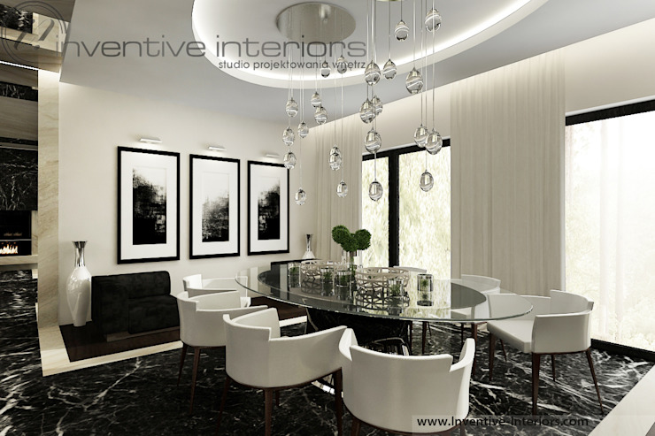 Classic style dining room by Inventive Interiors Classic