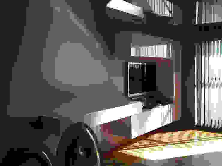 Salones modernos con espejos Salones de estilo moderno de AZD Diseño Interior Moderno