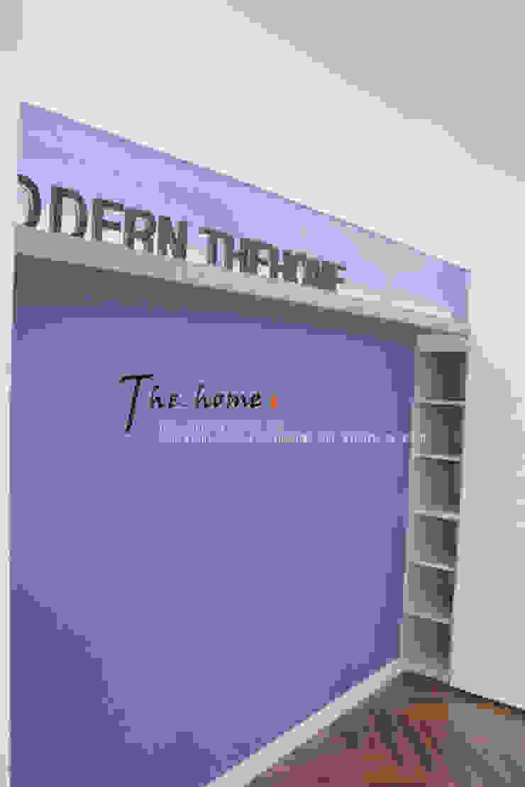 Moderne Schlafzimmer von 더홈인테리어 Modern