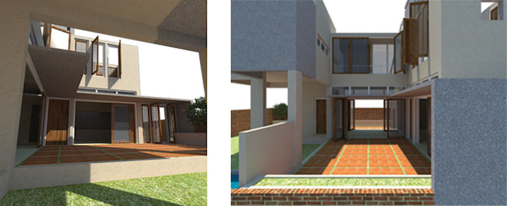 RAISE: INDIA HOMES 2020 Competition entry – 2012 by Parikshit Dalal Design + Architecture