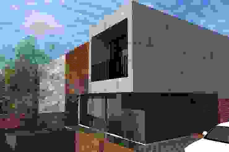 Casa <q>Couve do Corgo</q> Casas modernas por FP Arquitetos Moderno