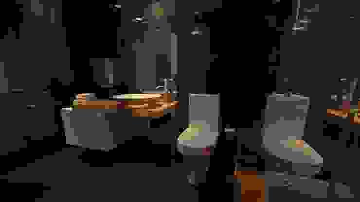 serdar şahiner – banyo tasarımı: modern tarz , Modern