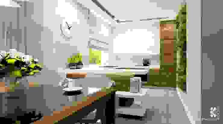 Dapur Modern Oleh Klaudia Tworo Projektowanie Wnętrz Sp. z o.o. Modern