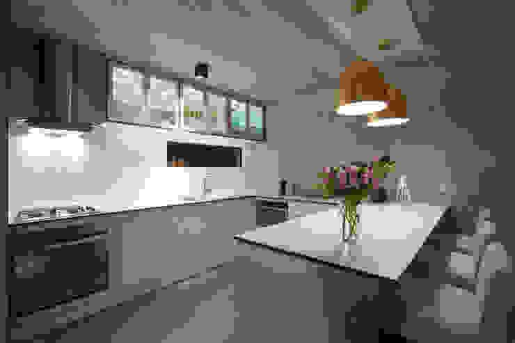 Escritório Katalin Stammer Edifícios comerciais modernos por Katalin Stammer Arquitetura e Design Moderno