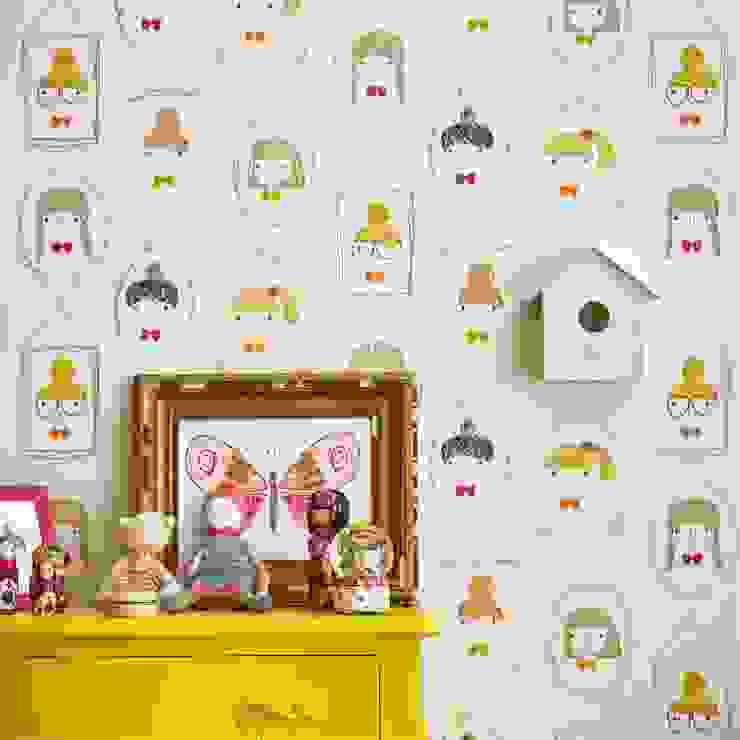 Formafantasia Habitaciones infantilesAccesorios y decoración Papel Amarillo