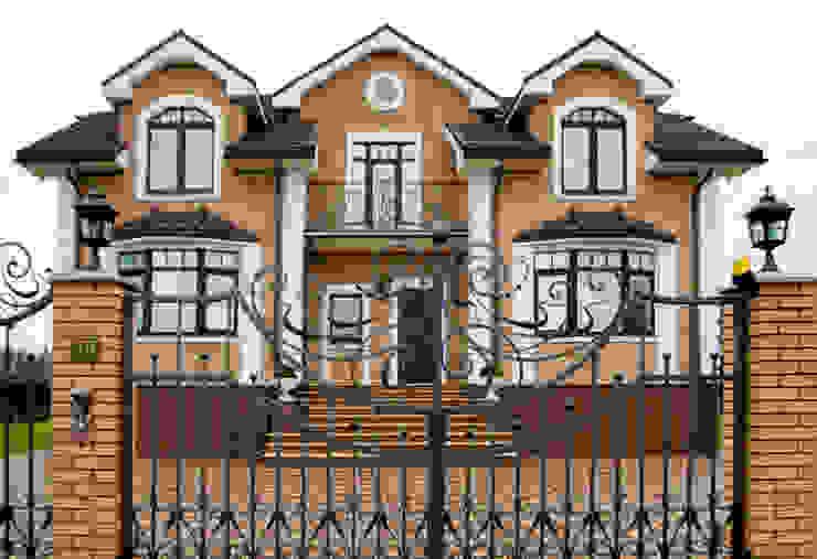 Дом в Ленинградской области от Студия интерьерного дизайна НИША