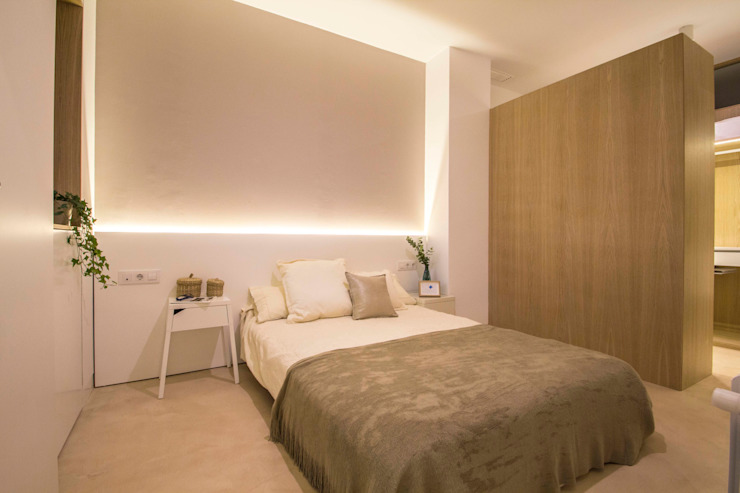 Bedroom by DonateCaballero Arquitectos