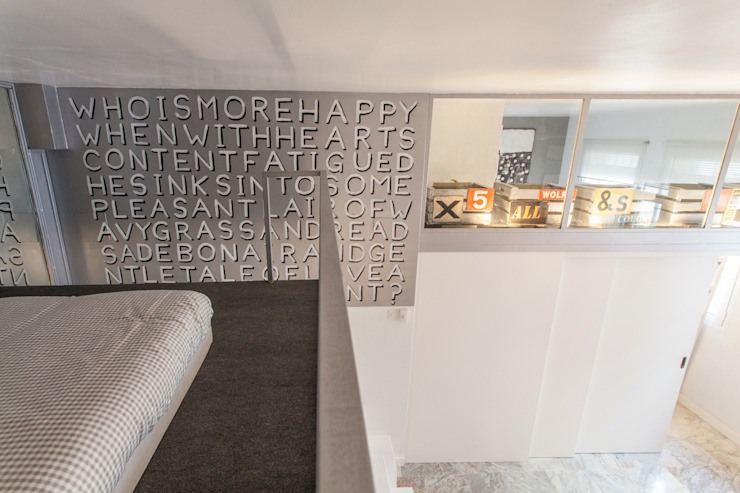Habitaciones modernas de Pablo Cousinou Moderno