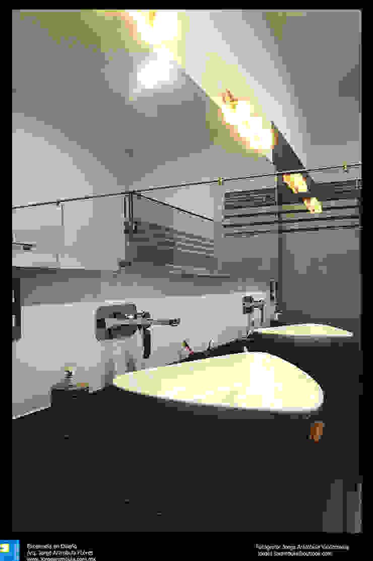 baño Baños modernos de Excelencia en Diseño Moderno Granito