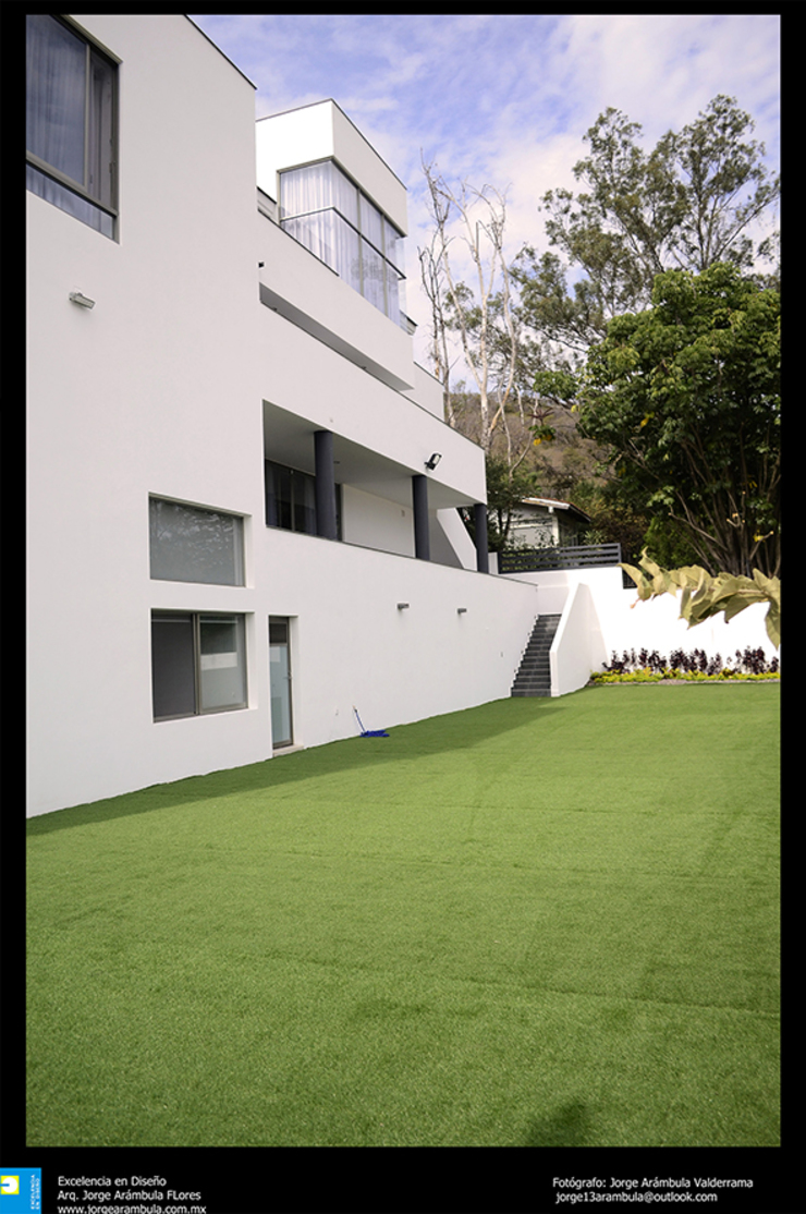 Excelencia en Diseño Terrace Bricks White