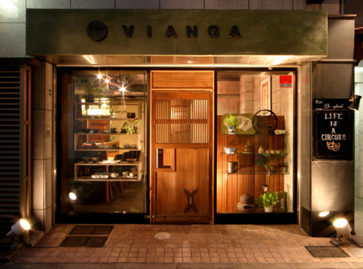 Restaurant02 オリジナルな 家 の SMART413/末永寛人 オリジナル