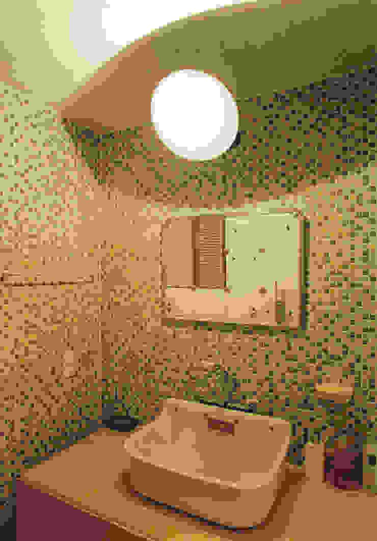 住宅01 オリジナルスタイルの お風呂 の SMART413/末永寛人 オリジナル