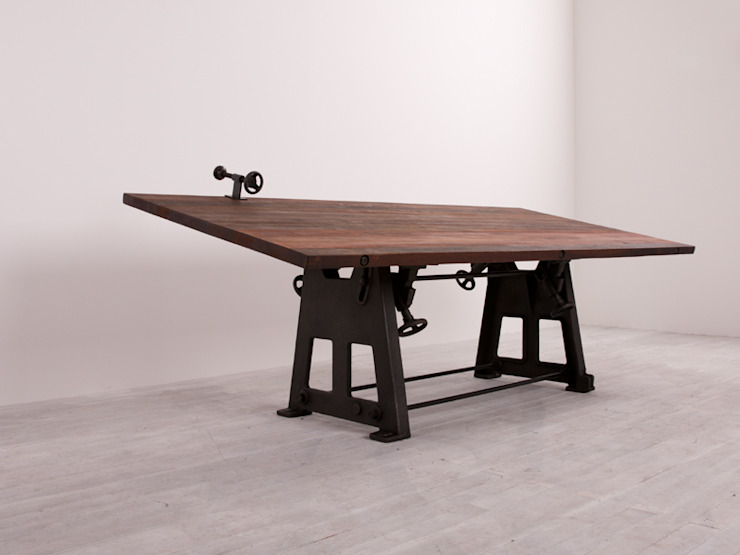 "Industrial Furniture PLANGROUP ""NOBLE Series D8"": PLANGROUP의 인더스트리얼 ,인더스트리얼"