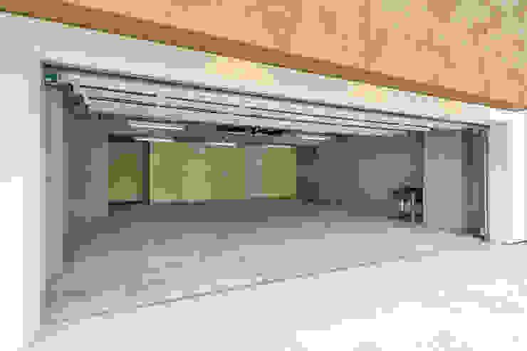 에클레틱 차고 / 창고 by Egawa Architectural Studio 에클레틱 (Eclectic)