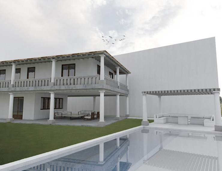 Casa Pérez Rechi Comedores modernos de Alterno Moderno