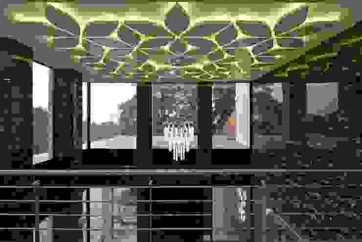 HIGH END BUNGALOW- LONAVALA: eclectic  by AIS Designs,Eclectic