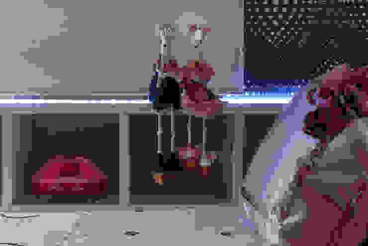 Quarto de Menina 2 por Nilda Merici Interior Design Moderno