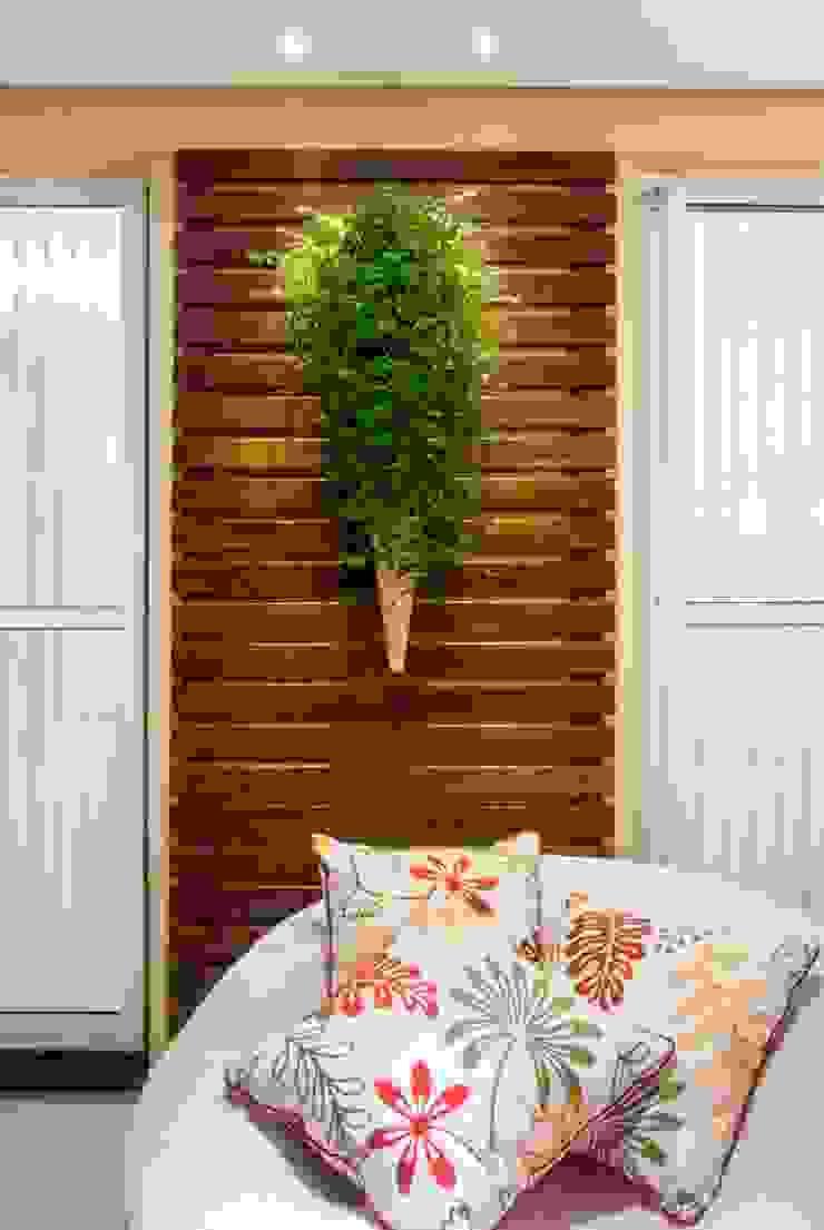 Varanda Jardins modernos por Nilda Merici Interior Design Moderno