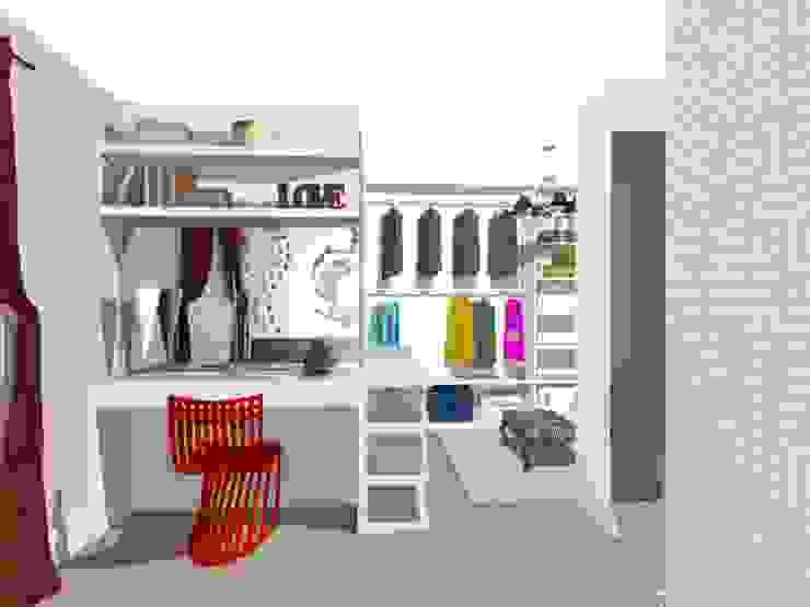 Closet da Mãe Jovem Closets por Nilda Merici Interior Design Moderno
