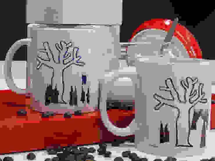 Foresta Rituale™ Cup di Studio Gianluca Centurani Minimalista